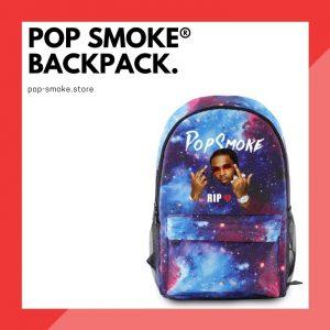 Pop Smoke Backpacks