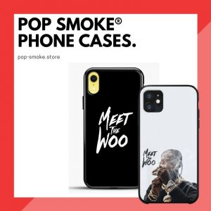Pop Smoke Cases