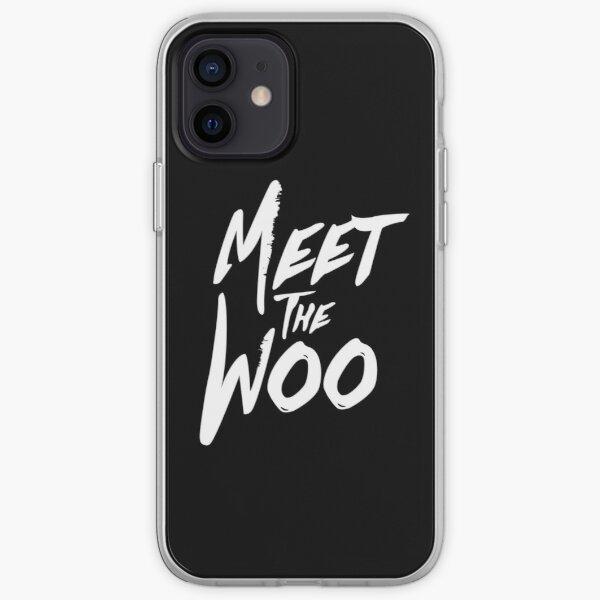 Pop Smoke Meet The Woo iPhone Soft Case RB2805 product Offical Pop Smoke Merch
