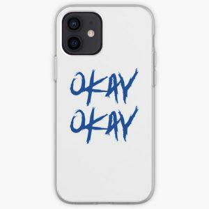 Pop Smoke 'okay okay' hoodie iPhone Soft Case RB2805 product Offical Pop Smoke Merch