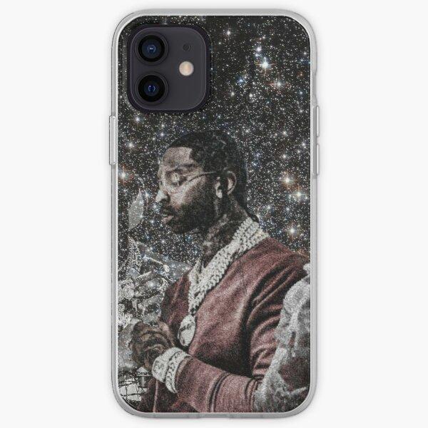 Black Pop Singing Knick - Knacks iPhone Soft Case RB2805 product Offical Pop Smoke Merch