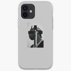 RIP pop smoke iPhone Soft Case RB2805 product Offical Pop Smoke Merch