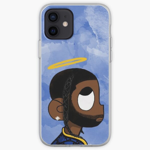 Pop Smoke - Fan Art iPhone Soft Case RB2805 product Offical Pop Smoke Merch