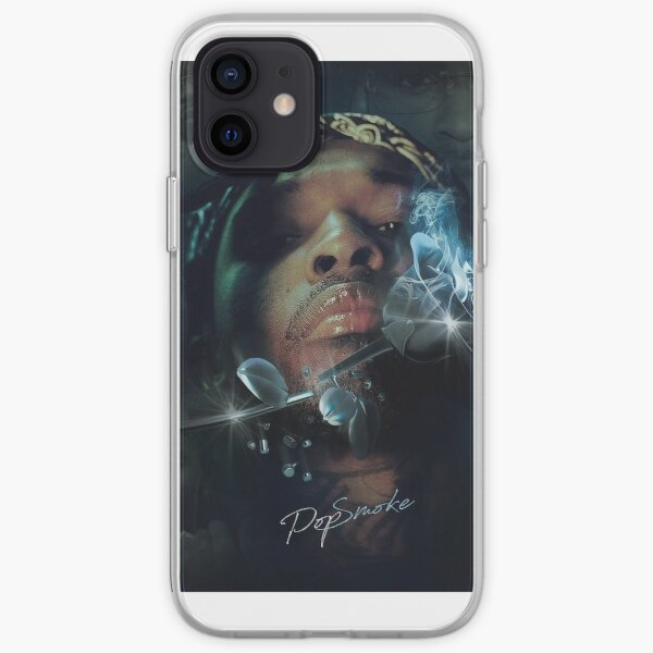 Pop Smoke iPhone Soft Case RB2805 product Offical Pop Smoke Merch