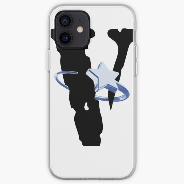 VLONE X POP SMOKE HALO WHITE iPhone Soft Case RB2805 product Offical Pop Smoke Merch