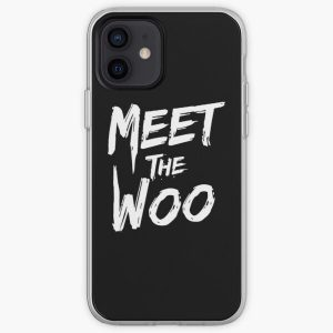 Meet The Woo iPhone Soft Case RB2805 product Offical Pop Smoke Merch