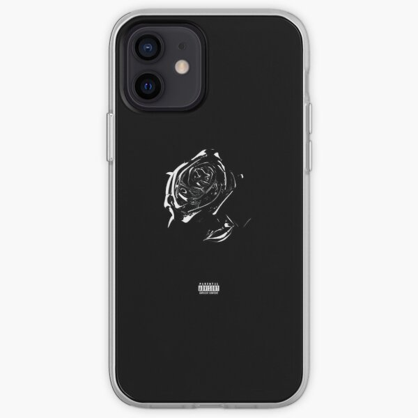 Mask cover Pop Smoke iPhone Soft Case RB2805 product Offical Pop Smoke Merch