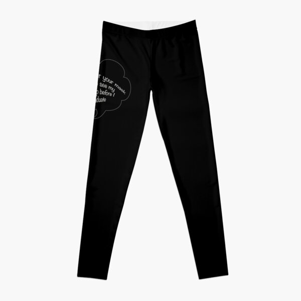 i like to see my pop pop white Leggings RB2805 product Offical Pop Smoke Merch