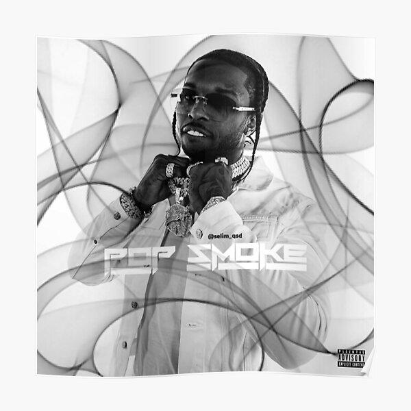 Pop Smoke - RIP Poster RB2805 product Offical Pop Smoke Merch