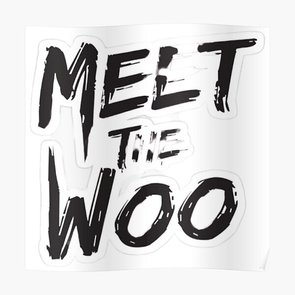 Pop Smoke Meet The Woo Poster RB2805 product Offical Pop Smoke Merch