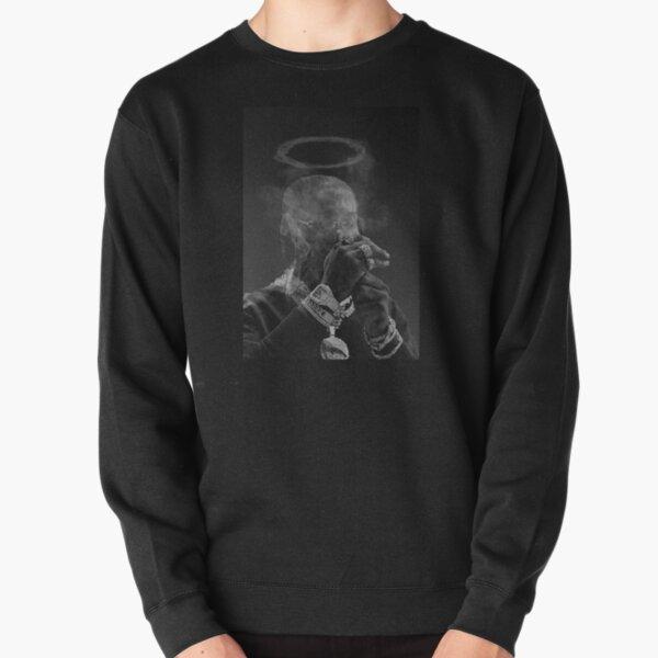 Last Smoking Pop Poster Pullover Sweatshirt RB2805 product Offical Pop Smoke Merch