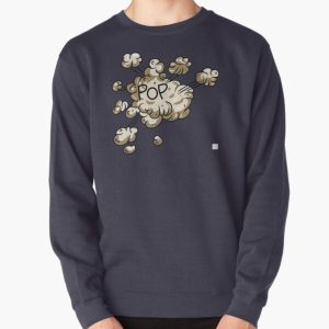 EXPLODED POPPING SMOKE Pullover Sweatshirt RB2805 product Offical Pop Smoke Merch