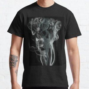 Quiet Smoke Smoke cigars Pop smoke  Classic T-Shirt RB2805 product Offical Pop Smoke Merch