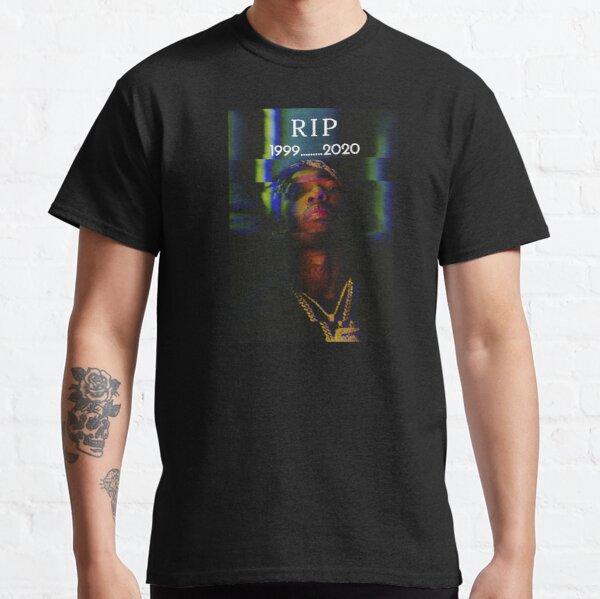 Rip Pop Smoke 1999*2020-black  color T Shirt  -  Essential  Shirt Classic T-Shirt RB2805 product Offical Pop Smoke Merch