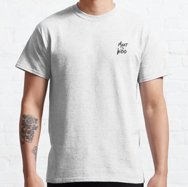 Meet the woo Classic T-Shirt RB2805 product Offical Pop Smoke Merch