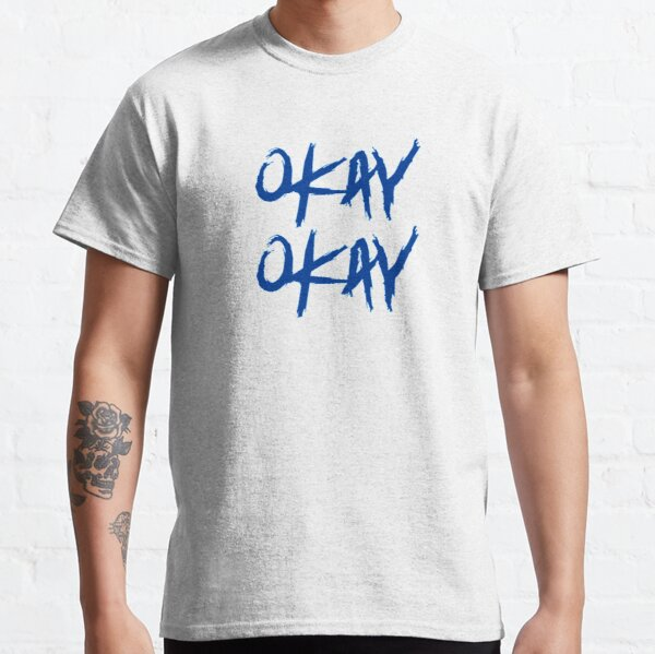Pop Smoke 'okay okay' hoodie Classic T-Shirt RB2805 product Offical Pop Smoke Merch