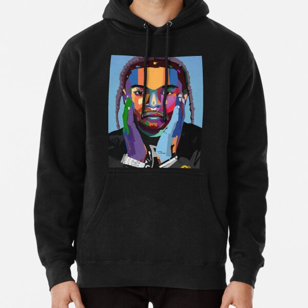 pop smoke poster Pullover Hoodie RB2805 product Offical Pop Smoke Merch