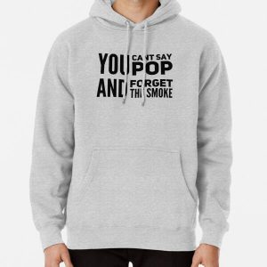 Pop Smoke You Cant Say Pullover Hoodie RB2805 product Offical Pop Smoke Merch