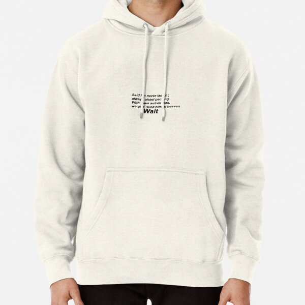 Dior, Pop Smoke Pullover Hoodie RB2805 product Offical Pop Smoke Merch