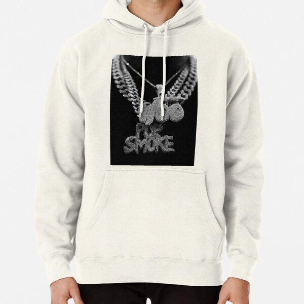 POP SMOKE Pullover Hoodie RB2805 product Offical Pop Smoke Merch