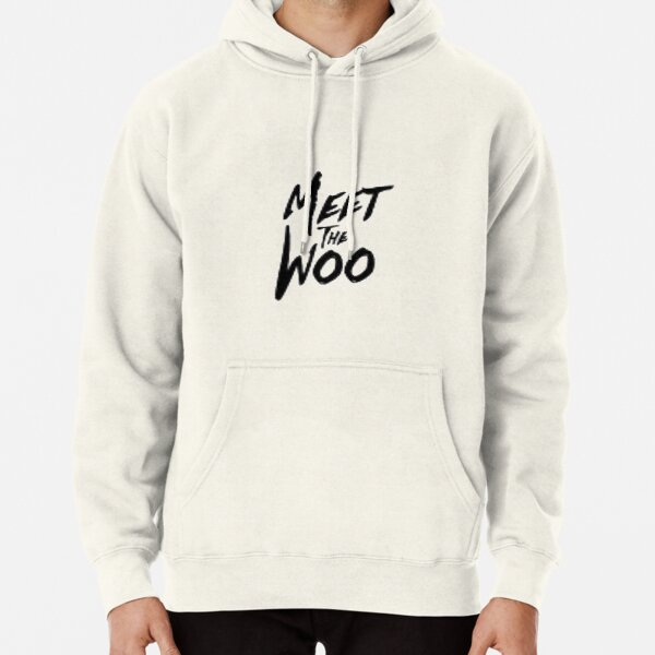 the woo Pullover Hoodie RB2805 product Offical Pop Smoke Merch