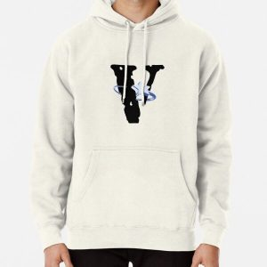 VLONE X POP SMOKE HALO WHITE Pullover Hoodie RB2805 product Offical Pop Smoke Merch