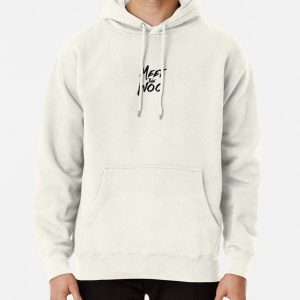 Meet The Woo Font Pullover Hoodie RB2805 product Offical Pop Smoke Merch