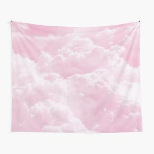 Baby Pink Pop Smoke Bomb Clouds Tapestry RB2805 product Offical Pop Smoke Merch