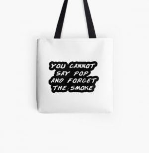 POP SMOKE All Over Print Tote Bag RB2805 product Offical Pop Smoke Merch