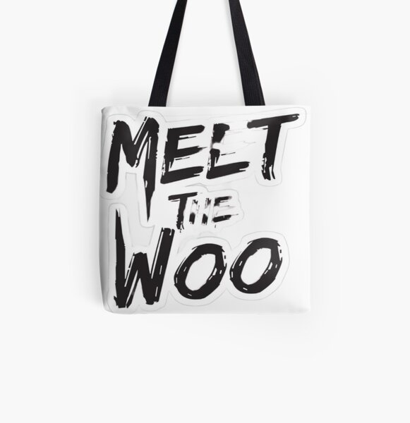 Pop Smoke Meet The Woo All Over Print Tote Bag RB2805 product Offical Pop Smoke Merch
