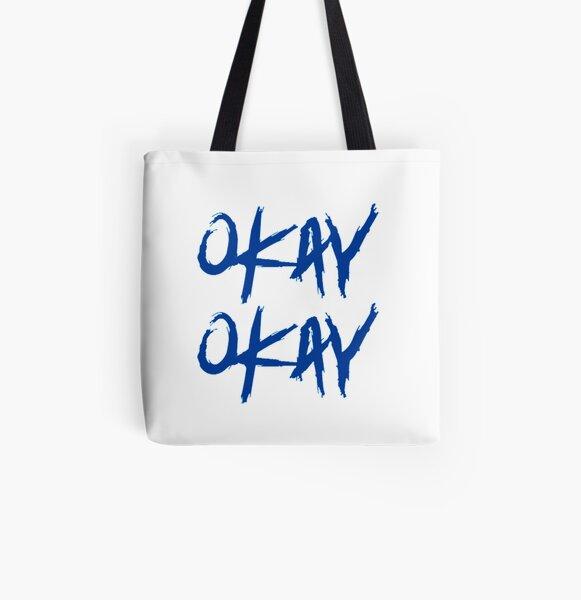 Pop Smoke 'okay okay' hoodie All Over Print Tote Bag RB2805 product Offical Pop Smoke Merch