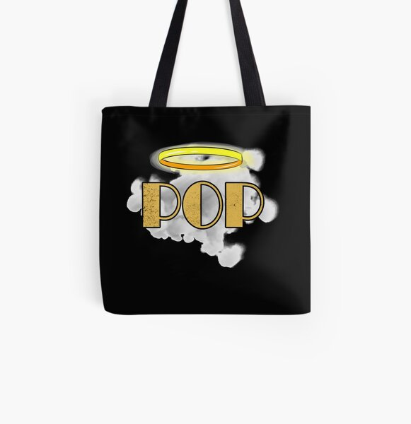 Rip Pop Rap Music In The Smoke All Over Print Tote Bag RB2805 product Offical Pop Smoke Merch