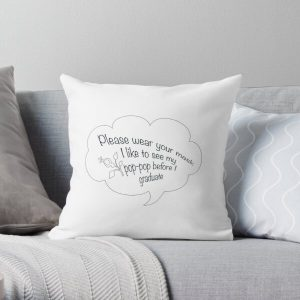 i like to see my pop pop black Throw Pillow RB2805 product Offical Pop Smoke Merch