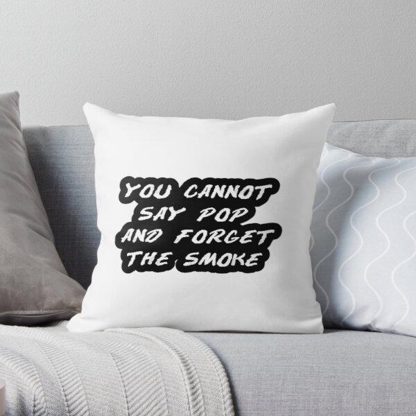 POP SMOKE Throw Pillow RB2805 product Offical Pop Smoke Merch