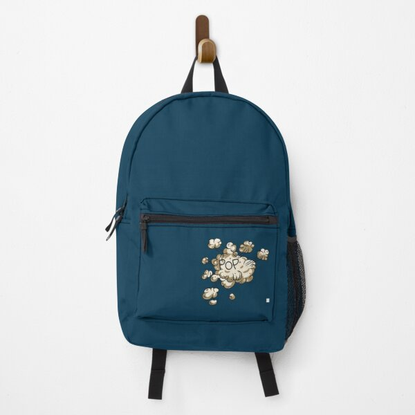 EXPLODED POPPING SMOKE Backpack RB2805 product Offical Pop Smoke Merch