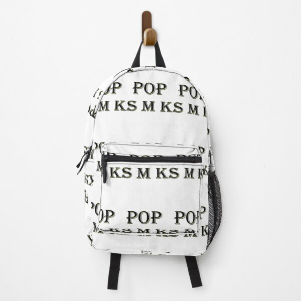 POP SMK Backpack RB2805 product Offical Pop Smoke Merch