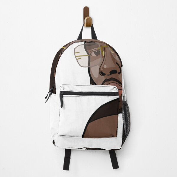 Pop Smoke Face Backpack RB2805 product Offical Pop Smoke Merch