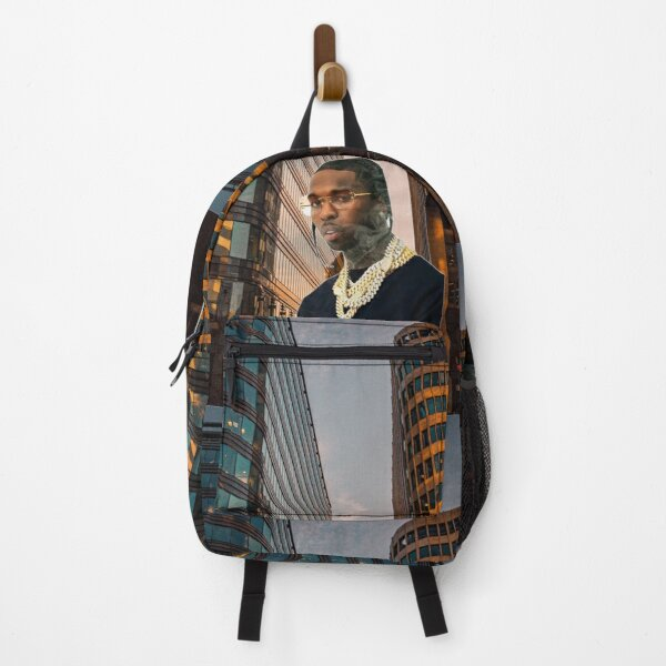 RIP POP SMOKE Backpack RB2805 product Offical Pop Smoke Merch