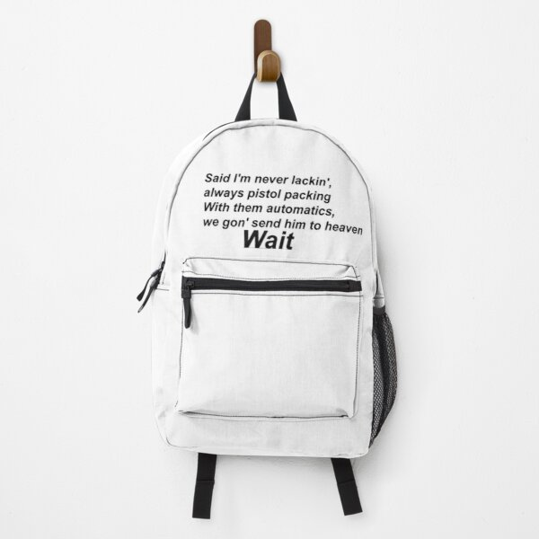 Dior, Pop Smoke Backpack RB2805 product Offical Pop Smoke Merch