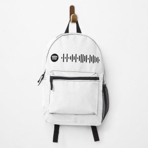 Spotify Code Transparent - What You Know Bout Love by Pop Smoke Backpack RB2805 product Offical Pop Smoke Merch