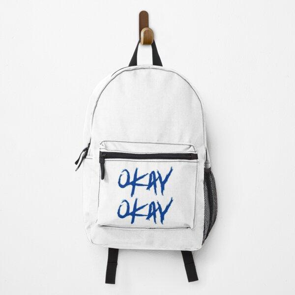 Pop Smoke 'okay okay' hoodie Backpack RB2805 product Offical Pop Smoke Merch