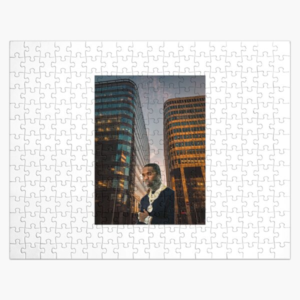 RIP POP SMOKE Jigsaw Puzzle RB2805 product Offical Pop Smoke Merch