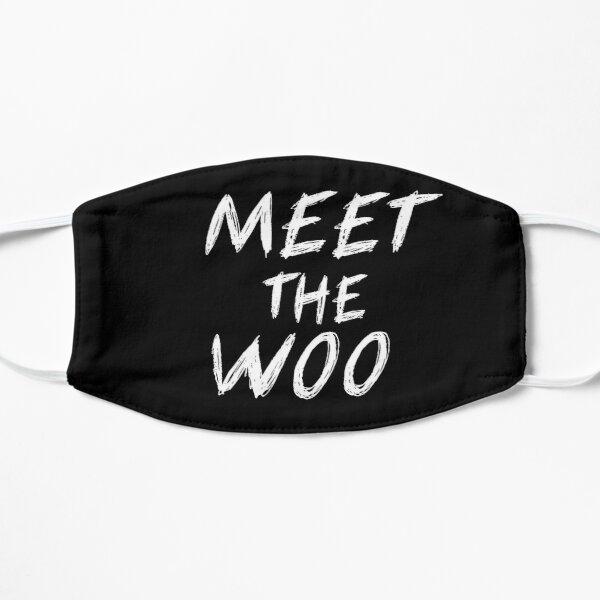 Pop Smoke Meet The Woo Flat Mask RB2805 product Offical Pop Smoke Merch